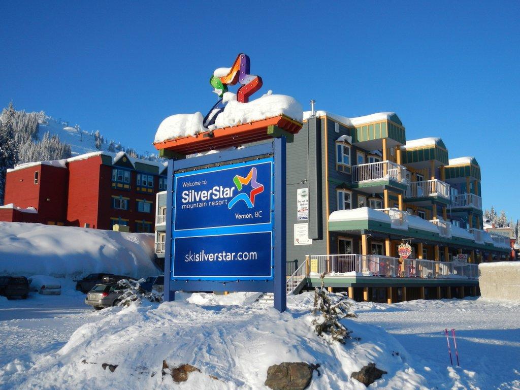 Silver Star Mountain Resort, B.C.